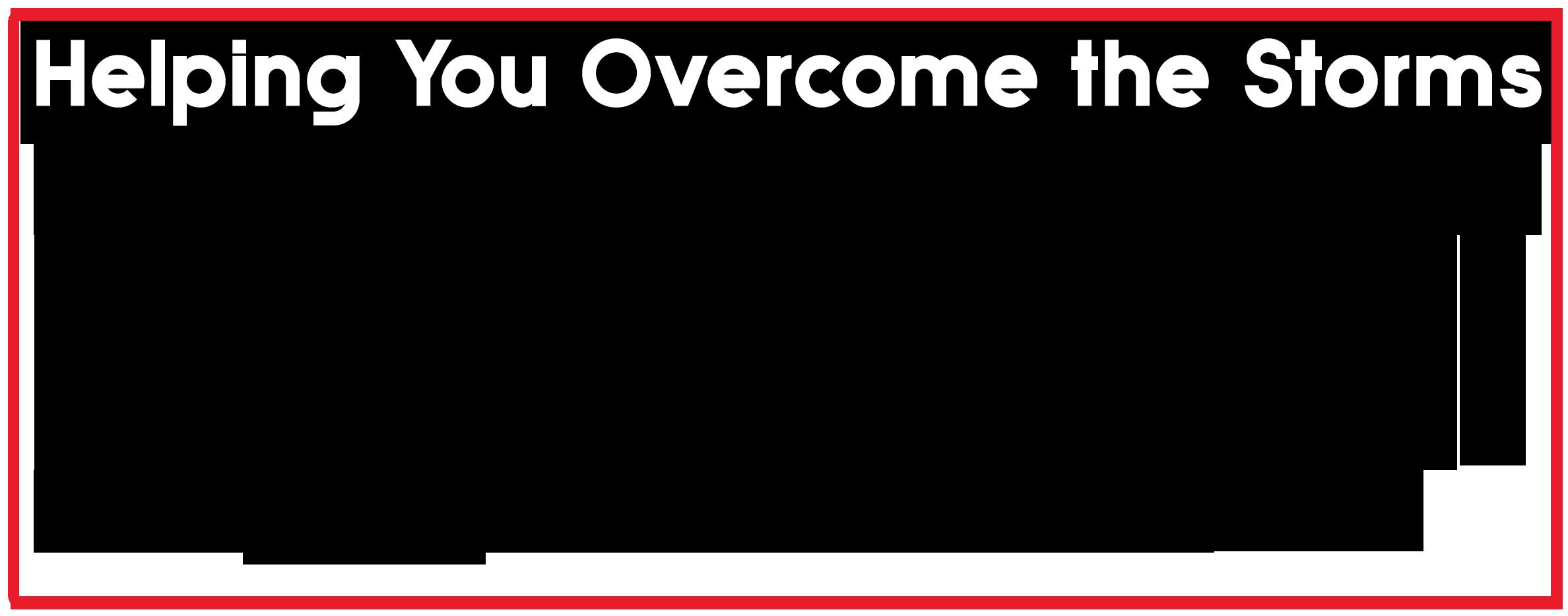 Overcome-storms